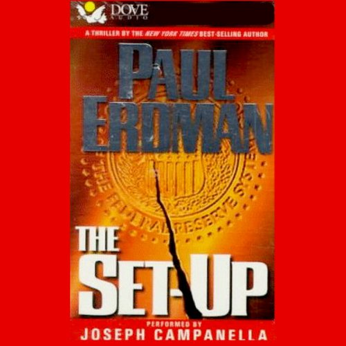 The Set-Up audiobook cover art