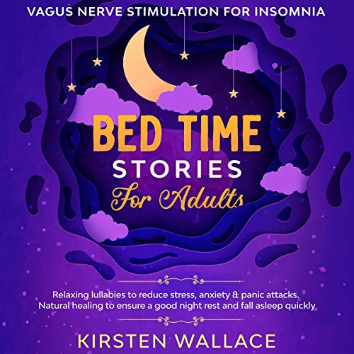 Bedtime Stories for Adults: Vagus Nerve Stimulation for Insomnia cover art