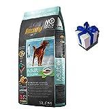 12,5kg belcando Adult Grain de Free Ocean getreidefreies Perros Forro + regalo