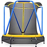 Top 10 Mini Trampoline with Enclosure Nets