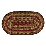 Best Braided Rugs - IHF HOME DECOR New Braided Rug Oval Floor Review