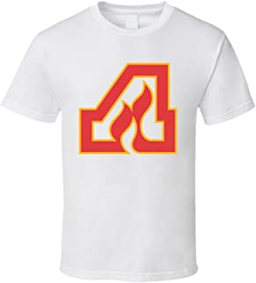 atlanta flames t shirt