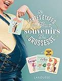 Les cartes étapes des plus beaux souvenirs de ma grossesse
