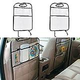 XUWLM airbags Asiento de Coche de la Almohadilla de la Almohadilla de Tiro Anti-Suciedad,Coche de la Almohadilla de protección del niño Amortiguador Anti-Sucio
