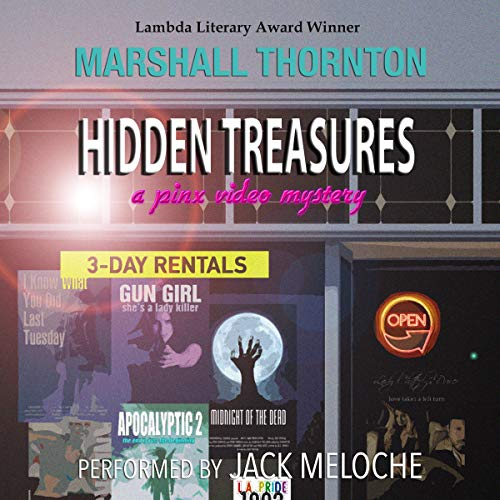 Hidden Treasures cover art