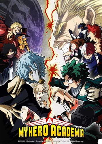 Tainsi My Hero Academia Poster(11x17inch,28x43cm)