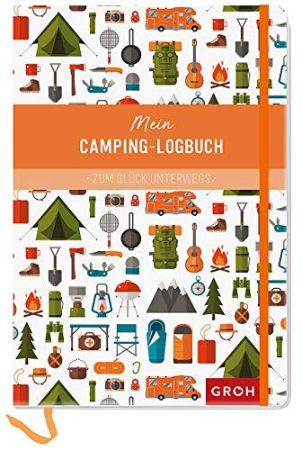 Mein Camping-Logbuch: Zum Glück unterwegs