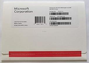 Microsoft Windows Server 2016 Standard 64bit 2 x CPU  OEM