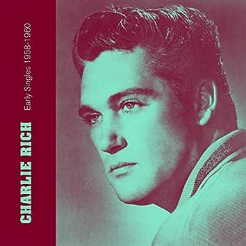 Early Singles 1958-1960