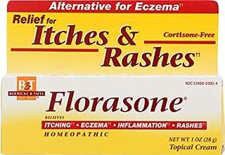 Boericke & Tafel (NOT A CASE) Florasone Eczema Topical Cream
