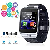 indigi 2 en 1 Smart Watch + teléfono [Bluetooth sincronización +...