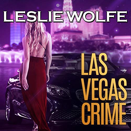 Las Vegas Crime: A Gripping Mystery Thriller cover art