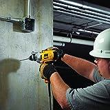 Dewalt 1/2 VSR Mid-Handle Grip Hammerdrill Kit DWD525K
