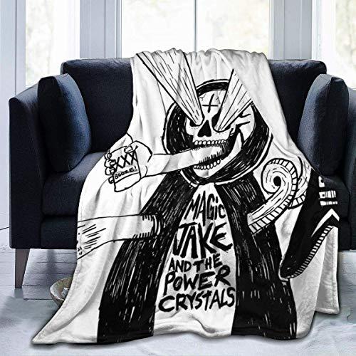 jichuang Flanell Fleece Decke 50 * 60 Zoll Shannon und The Clams Christmas Throw Blanket für Bett Couch Stuhl Wohnzimmer Frühling
