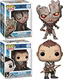 Funko POP! God Of War: Draugr + Atreus – Stylized Playsation 4 Video Game Vinyl Figure...