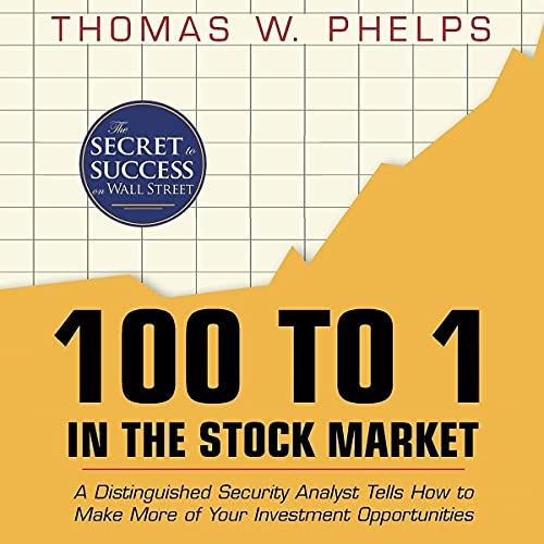 100 to 1 in the Stock Market cover art