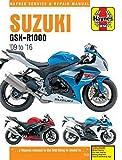 Suzuki GSX-R1000, 2009-2016 (Haynes Motorcycle)
