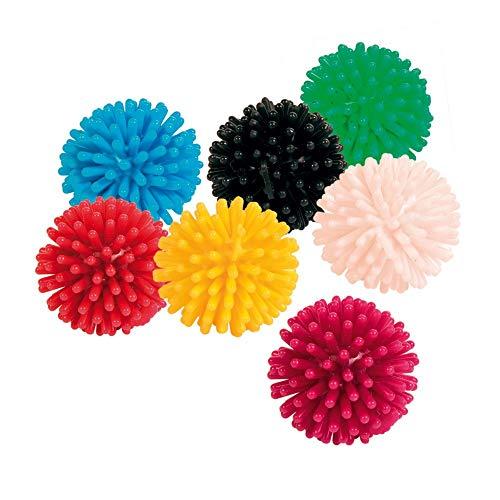 Trixie Igelbälle für Katzen, 7 Stück Für begeistertes Spielen; Durchmesser: 3 cm