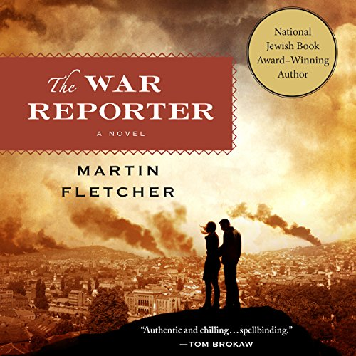 The War Reporter audiobook cover art