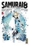 Samurai 8 - La légende de Hachimaru -, tome 5