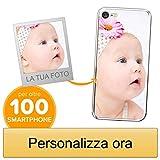 Coverpersonalizzate.it Cover Personalizzata per Apple iPhone 7/8con...