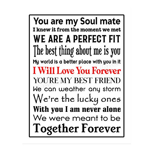 Soulmate my forever are you 46 You