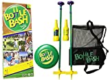 Ideal for endless backyard fun for the whole family, tailgating, camping trips, the beach, and more Enhances eye-hand coordination, all players active with every throw of the disc, great team game Game set up takes less than one minute and can be pla...