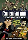 The Drained Brains Caper: Book 1 (Chicagoland Detective Agency) (English Edition)