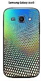 Onozo Cover Samsung Galaxy Ace 3Design Degrade Blu & Marrone