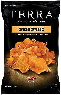 TERRA Spiced Sweet Potato Chips, 6 oz.