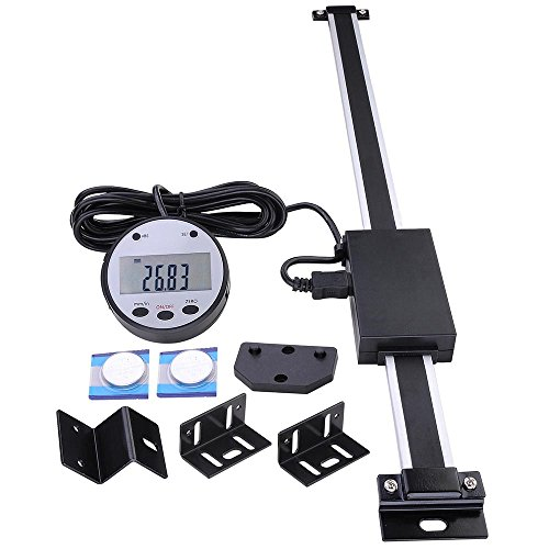 Find Bargain Yescom 12 Remote Digital DRO Table Readout Scale for Bridgeport Mill Lathe Linear Magn...