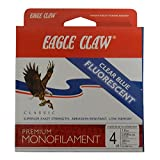 Best Eagle Claw Monofilament Fishing Lines - Eagle Claw Easy Cast Fluorescent Fishing Line, 4lb Review