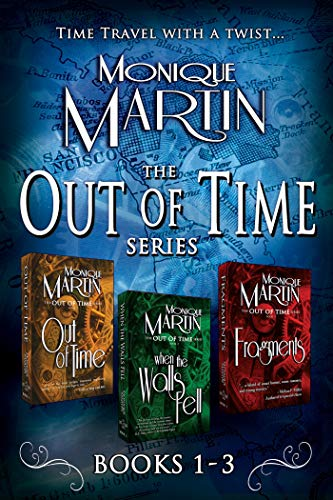Out of Time Series Box Set (Books 1-3) (Out Of Time Box Set Book 1)