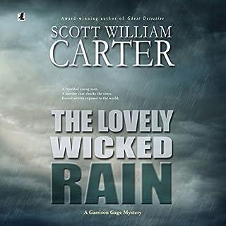 The Lovely Wicked Rain audiobook cover art