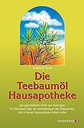 Buchempfehlung: Die Teebaumöl Hausapotheke