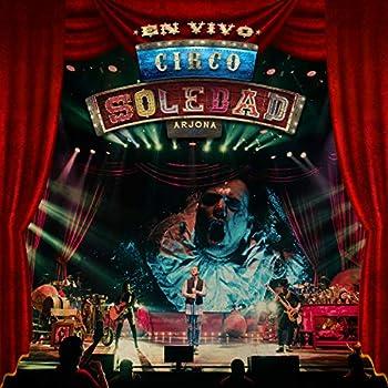 Circo Soledad En Vivo CD/DVD