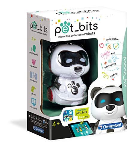 Clementoni 12098 Coding Lab Panda Bit, Multi-Colour