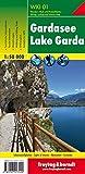 Gardasee, Wanderkarte 1:50.000 (freytag & berndt Wander-Rad-Freizeitkarten)