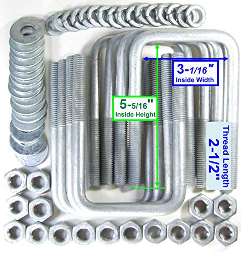 Best 3 inches square head bolts review 2021 - Top Pick