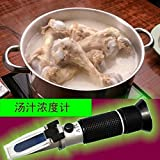 3nh Soup densitometer Bones Soup concentration meter Marinade detector Food Seasonings meter 0-32% ATC