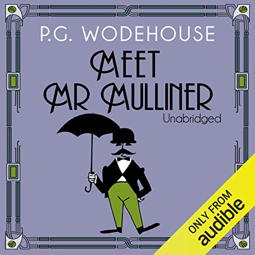 Meet Mr Mulliner cover art