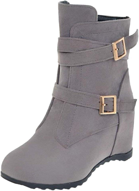 Unm Women's Retro Booties Boots