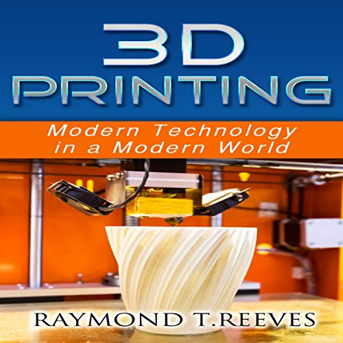 3D Printing audiobook cover art