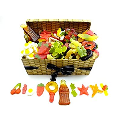 haribo pick n mix sweets in a luxury hamper 1.5kg of haribo pick and mix sweets -great for christmas / fathers day parties and gifts Haribo Pick n Mix Sweets in a Luxury Hamper 1.5kg of Haribo pick and Mix sweets -Great for CHRISTMAS / Fathers Day… 51wtID7aNWL