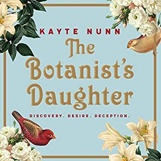 The Botanist's Daughter cover art
