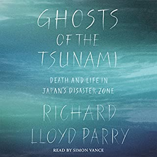 Ghosts of the Tsunami audiobook cover art