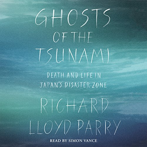 Ghosts of the Tsunami  By  cover art