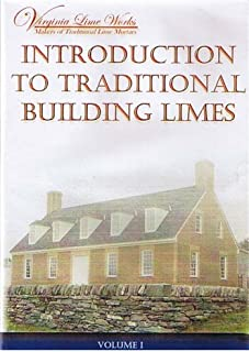 Introduction to Traditional Building Limes