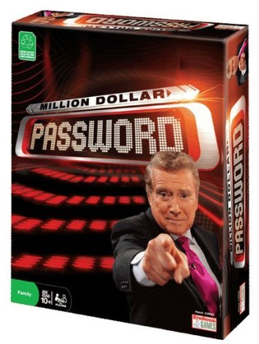 Endless Games MILLION DOLLAR PASSWORD by Endless Games