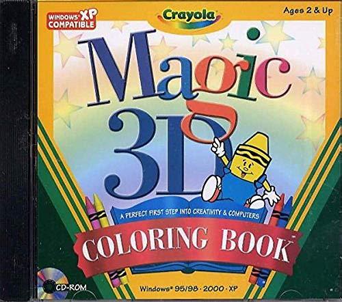 Crayola Magic 3D Coloring Book (PC)
